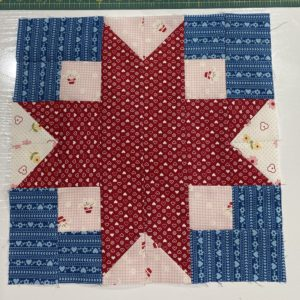 Quilts with stars and over 50 one-block quilt patterns