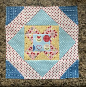 Free quilt block patterns for a sampler quilt