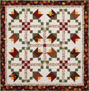 Fall home decor – quilted and everlasting!