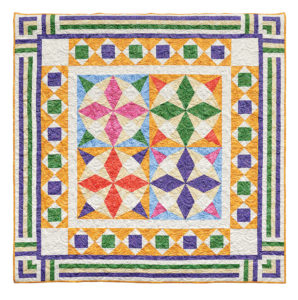Quilted wall hanging for your home decor