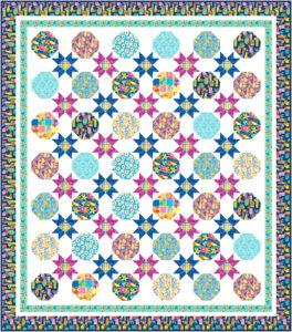 Free Quilt Patterns to Brighten your Summer